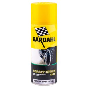 Bardahl Foamy Chain Lube