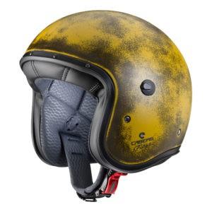 Caberg Freeride Yellow Brushed