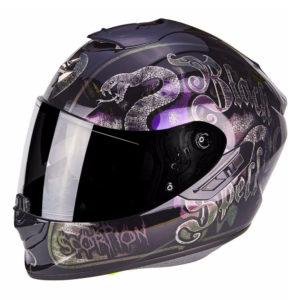 Scorpion EXO-1400 Air Blackspell
