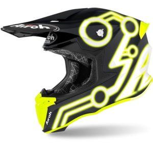 Airoh Twist 2.0 Neon Yellow