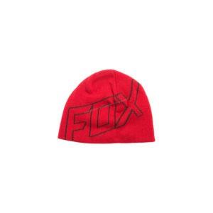 Fox Ride Beanie Red