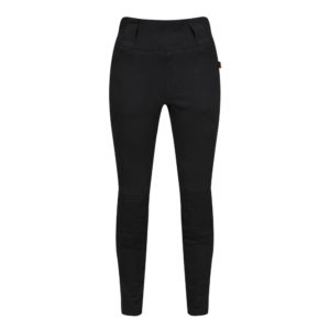 Motogirl Leggings Kevlar Ribbed