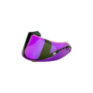 Scorpion Visiera KDF14-2 Purple Mirror