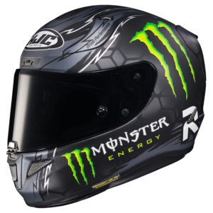 HJC RPHA11 Crutchlow Replica Black MC5SF