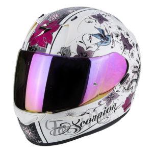 Scorpion EXO-390 Chica Bianco Perla