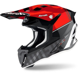 Airoh Twist 2.0 Tech Red