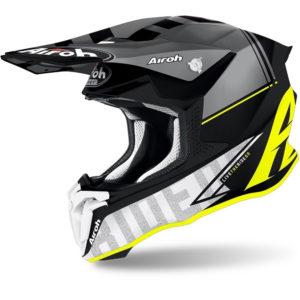 Airoh Twist 2.0 Tech Yellow