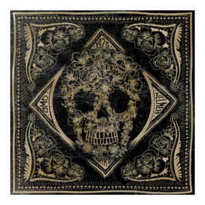 DMD Bandana Flower