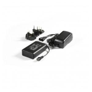 Macna Kit Completo Batteria+Caricabatteria 7,4Volt 6A per Giacca/Pantaloni